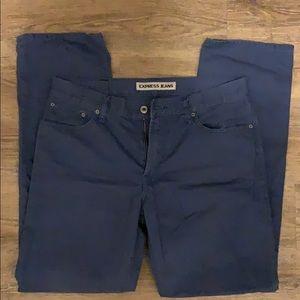 Express Jeans Kingston Classic Straight Leg 34x34